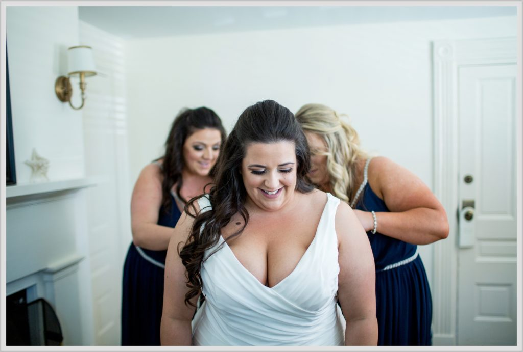 Sean And Nicole Married At York Harbor Inn Lad