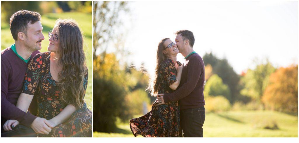 Fun Viles Arboretum Family Portraits | Mom and dad