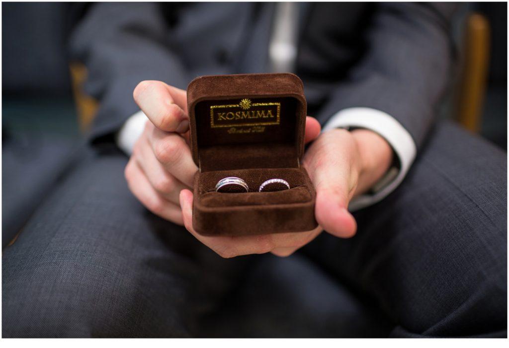 Rings | Will and Amanda surprise Boston elopement