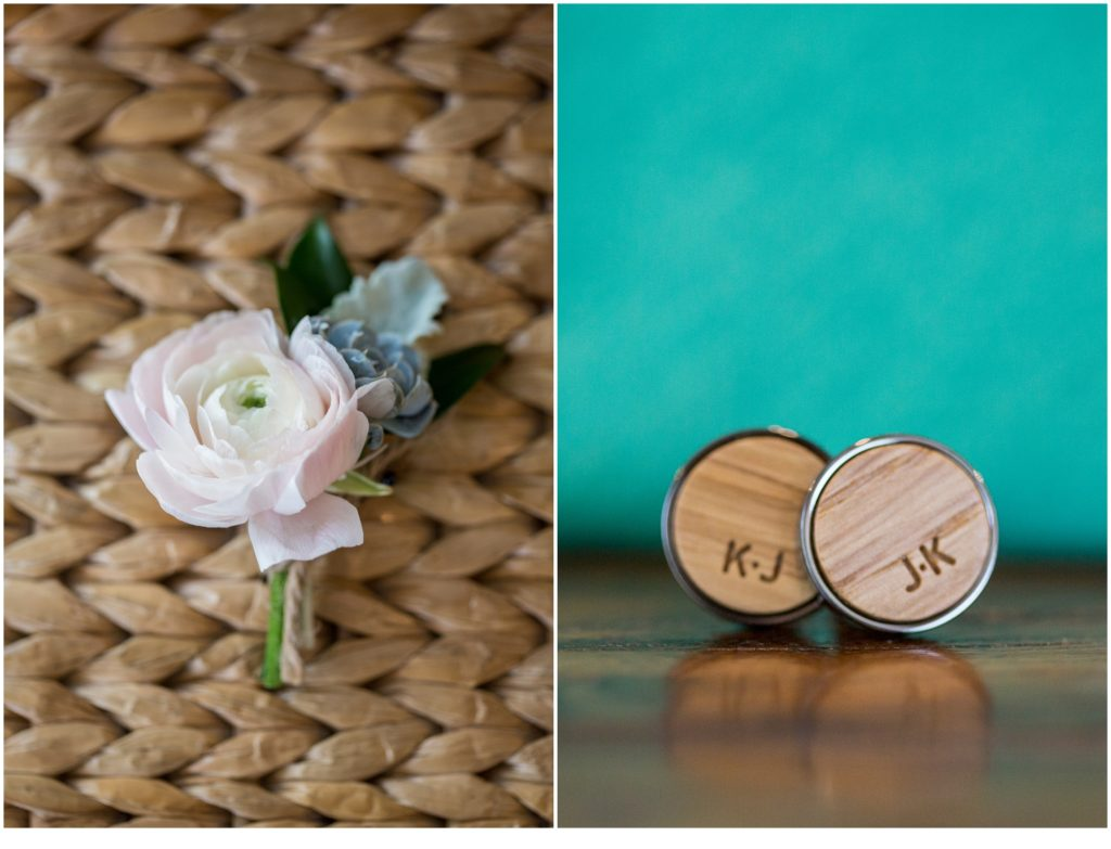 Details - Jill and Kevin's Intimate Wedding at Hidden Pond, Kennebunkport
