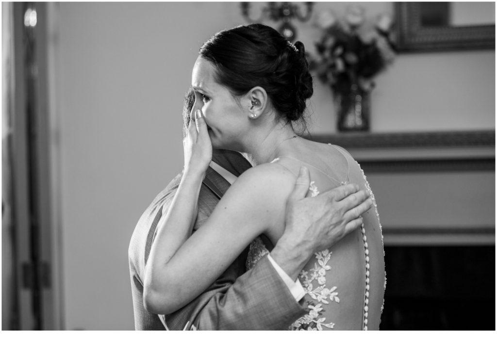 Father Daughter dance - sweet spring wedding than The Bethel Inn