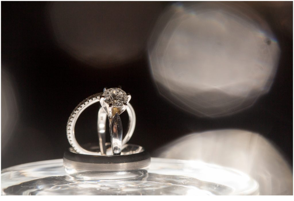 Rings - A Summer Wedding at Boston's State Room