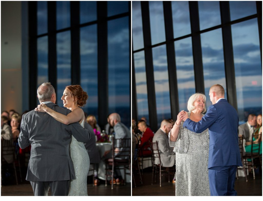 Parent Dances - A Summer Wedding at Boston's State Room