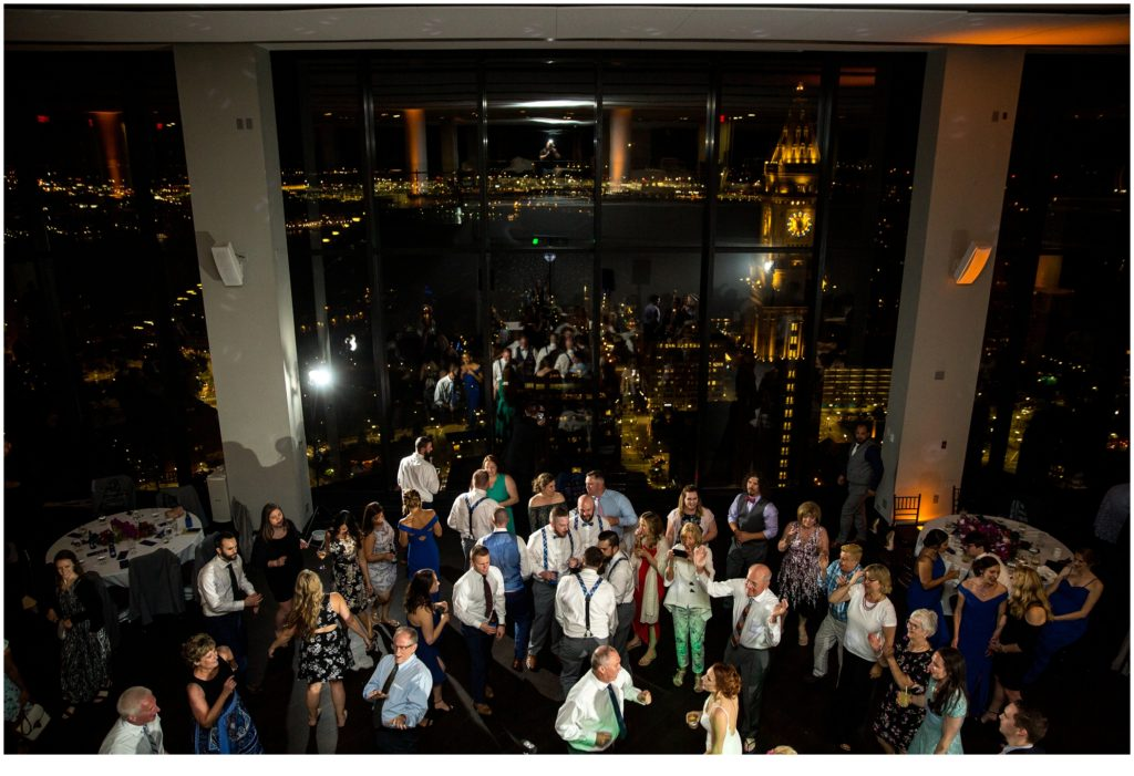 Party - A Summer Wedding at Boston's State Room