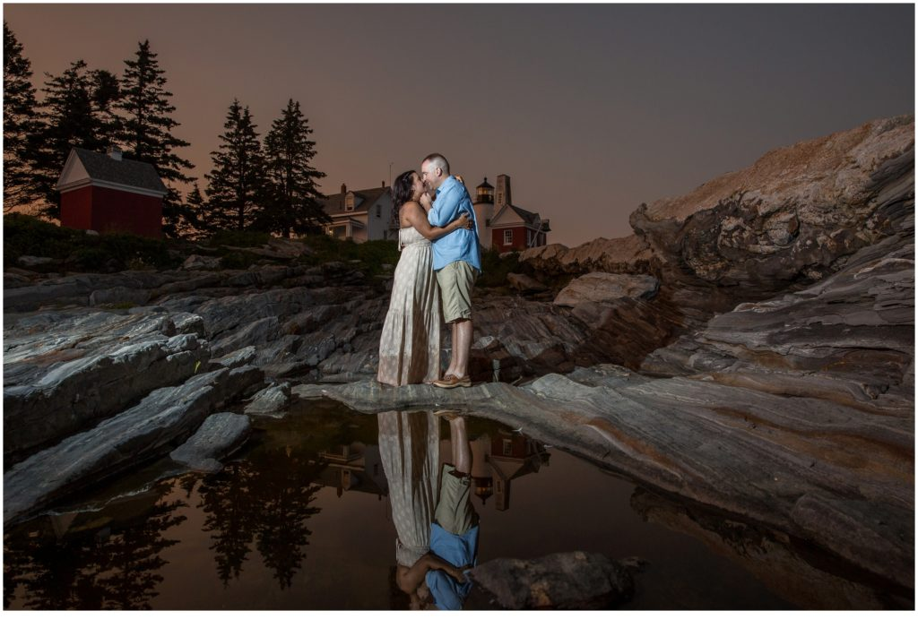 Pemaquid Lighthouse Engagement