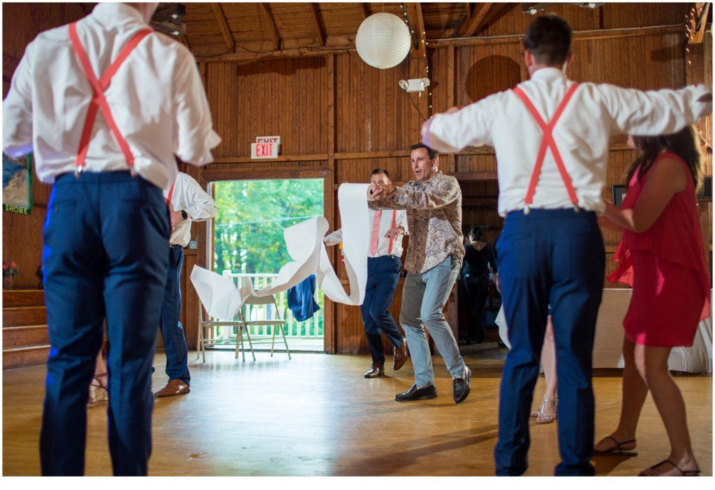 Dancing - Great Diamond Island Wedding