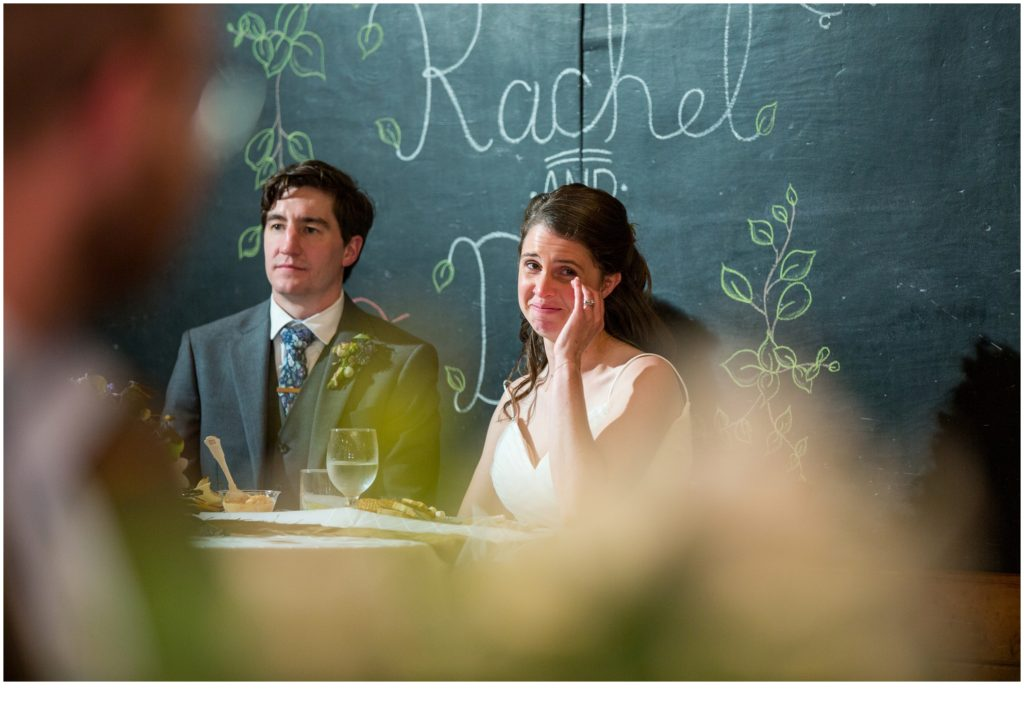A Camp Wedding in Rome, Maine