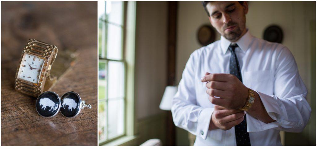A Farm Wedding in Strafford, New Hampshire