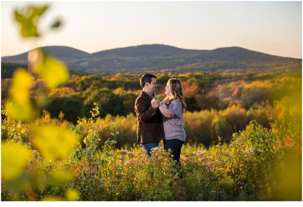 Rockland Maine Engagement