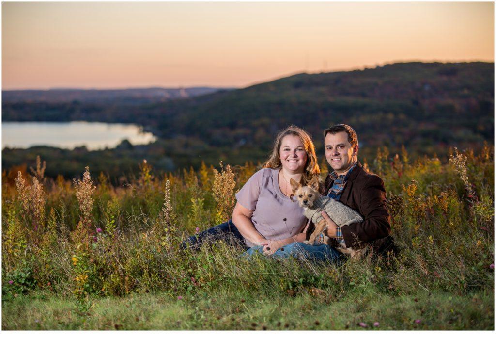 Rockport Maine Engagement