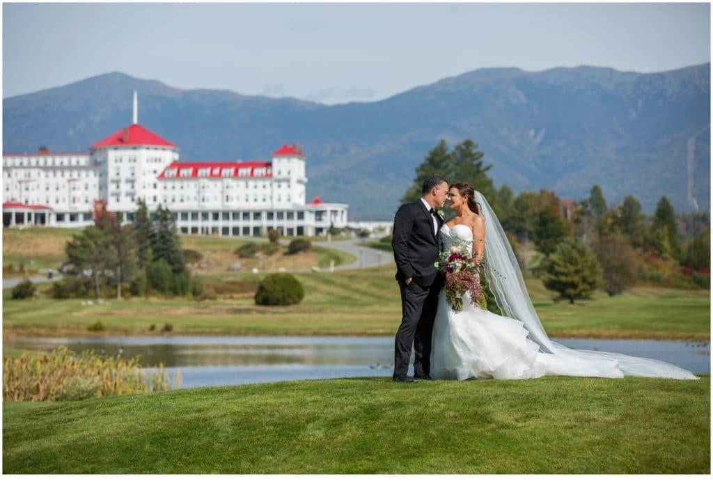 Mount Washington Resort Wedding