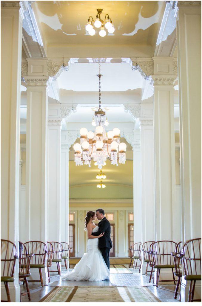 An Omni Mount Washington Resort Wedding for a Blended Family