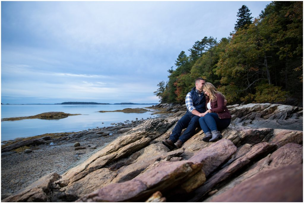 Wolfe's Neck State Park Engagement