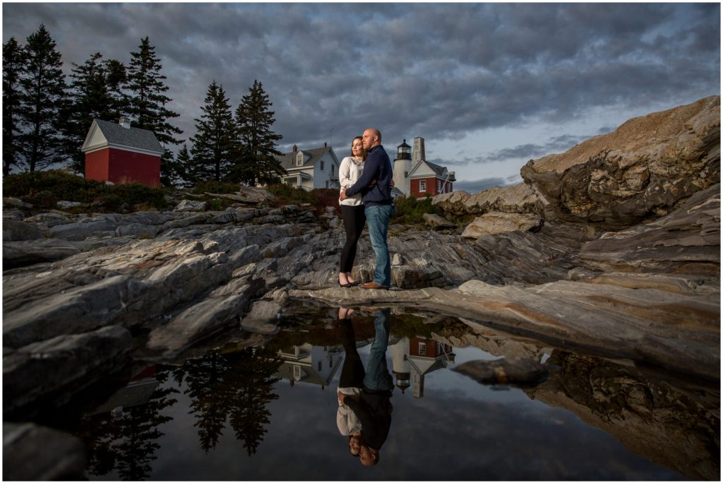 Pemaquid Point Engagement