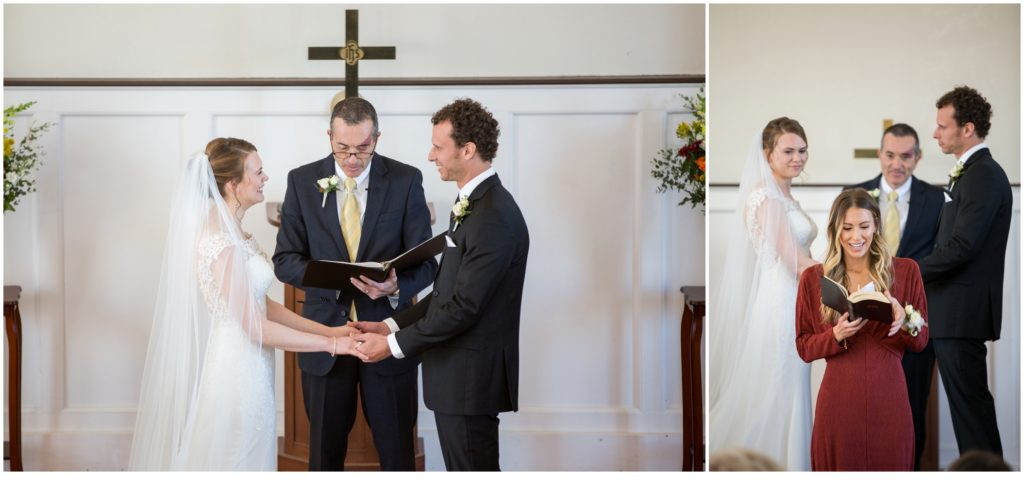 Justin and Emily's Colony Resort Wedding
