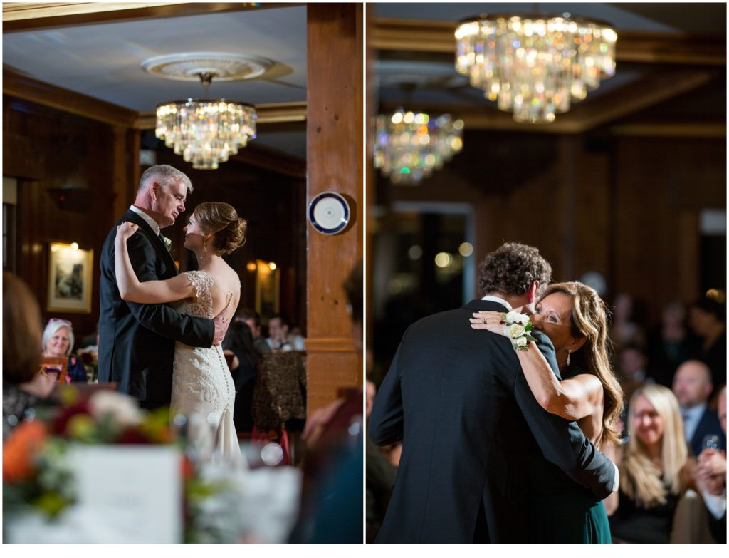 Colony Resort Wedding - Justin and Emily's first dance