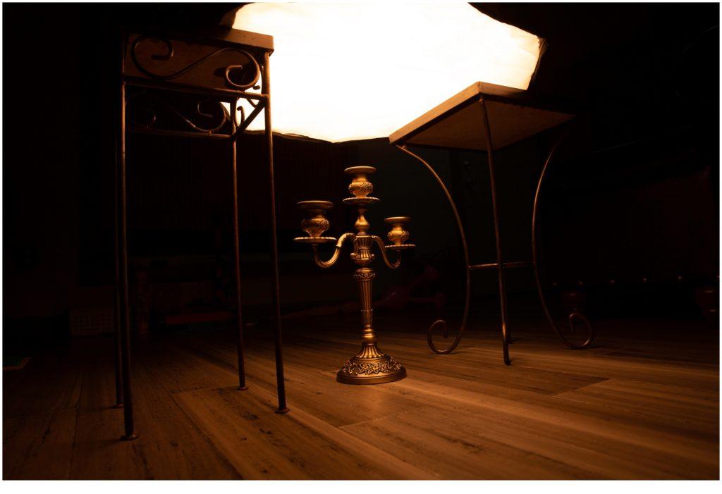 candelabra - Award-Winning Composite Image