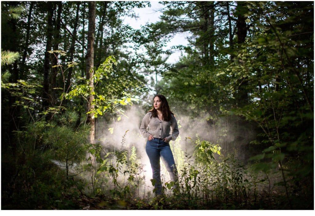 Waterville Senior High School Senior, Adrienne