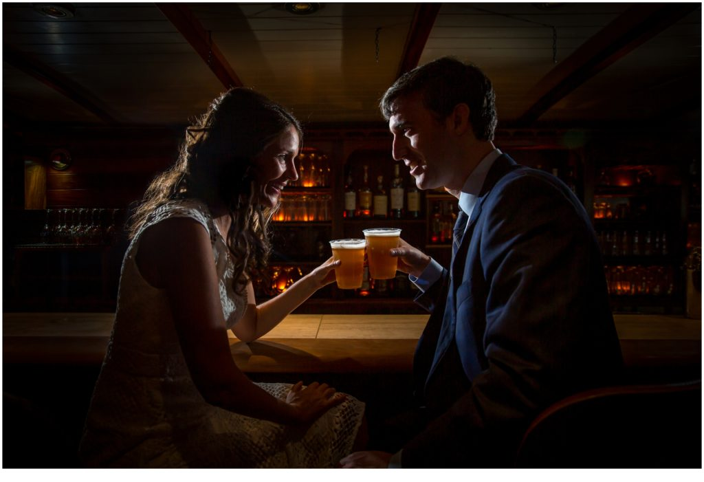 A Kennebunkport Beach Micro-Wedding