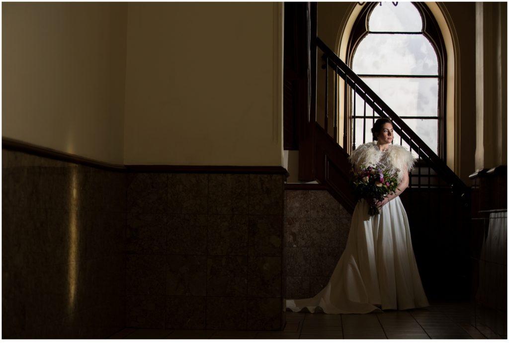 A Vintage-Inspired Winter Wedding at Agora Grand