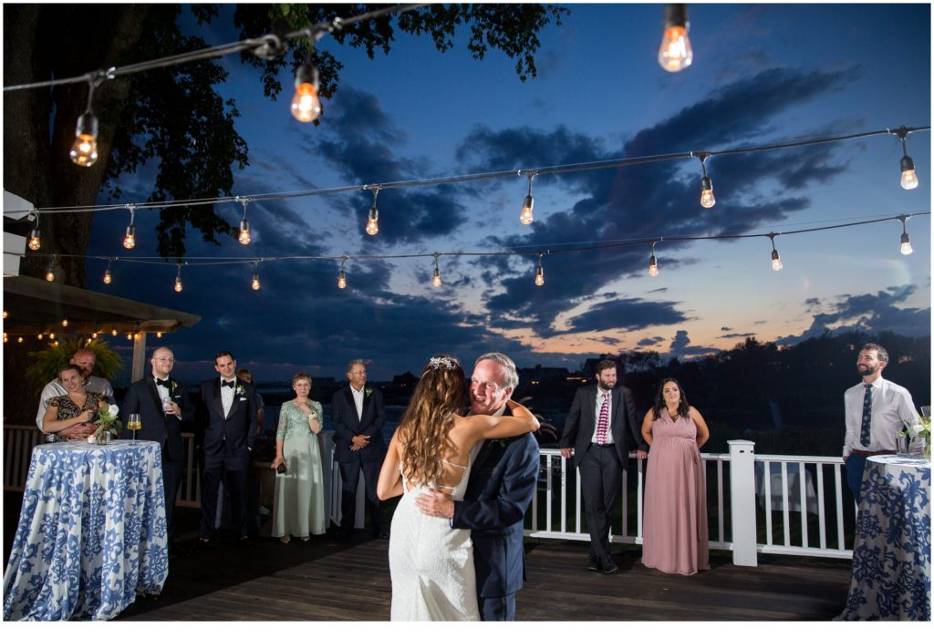 A kennebunkport wedding at the Breakwater Inn