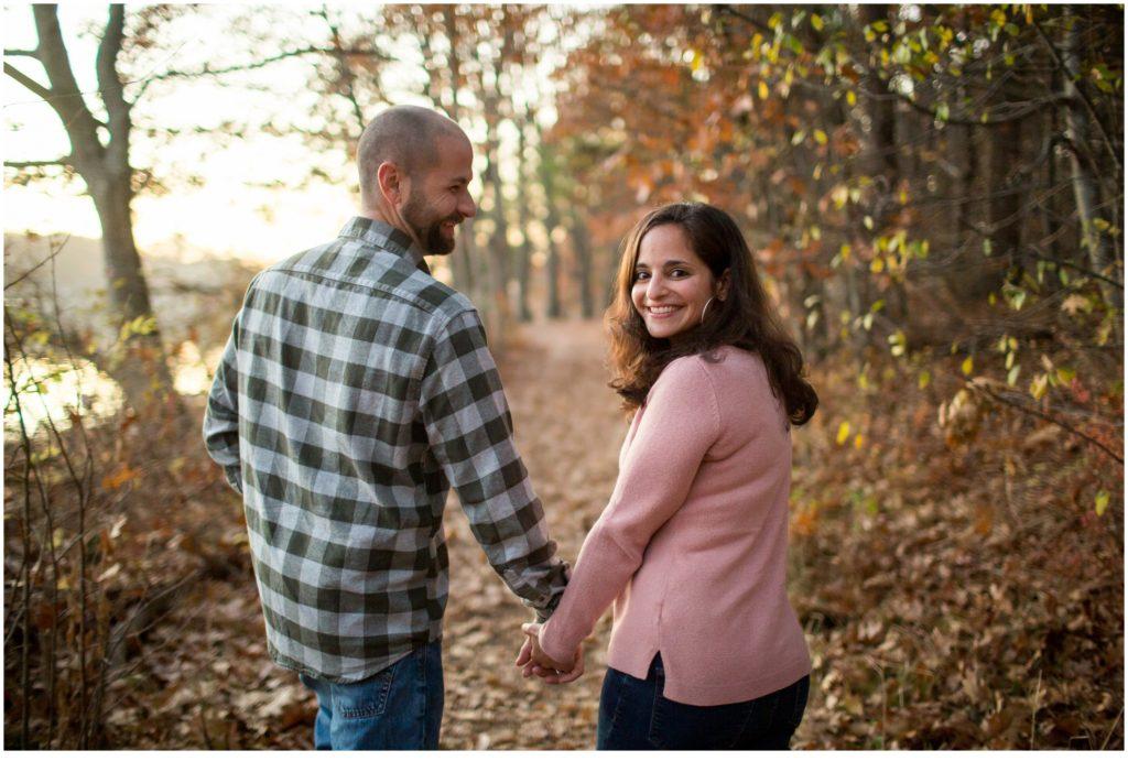 York, Maine Engagement