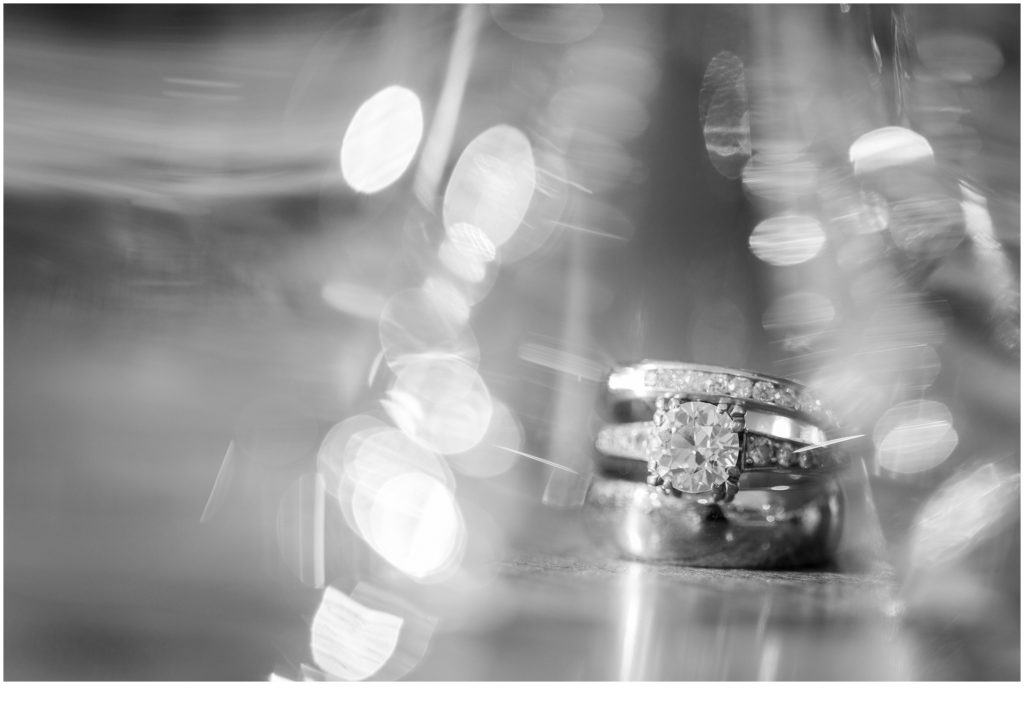 A Socially Distanced Wedding in Maine - The Rings