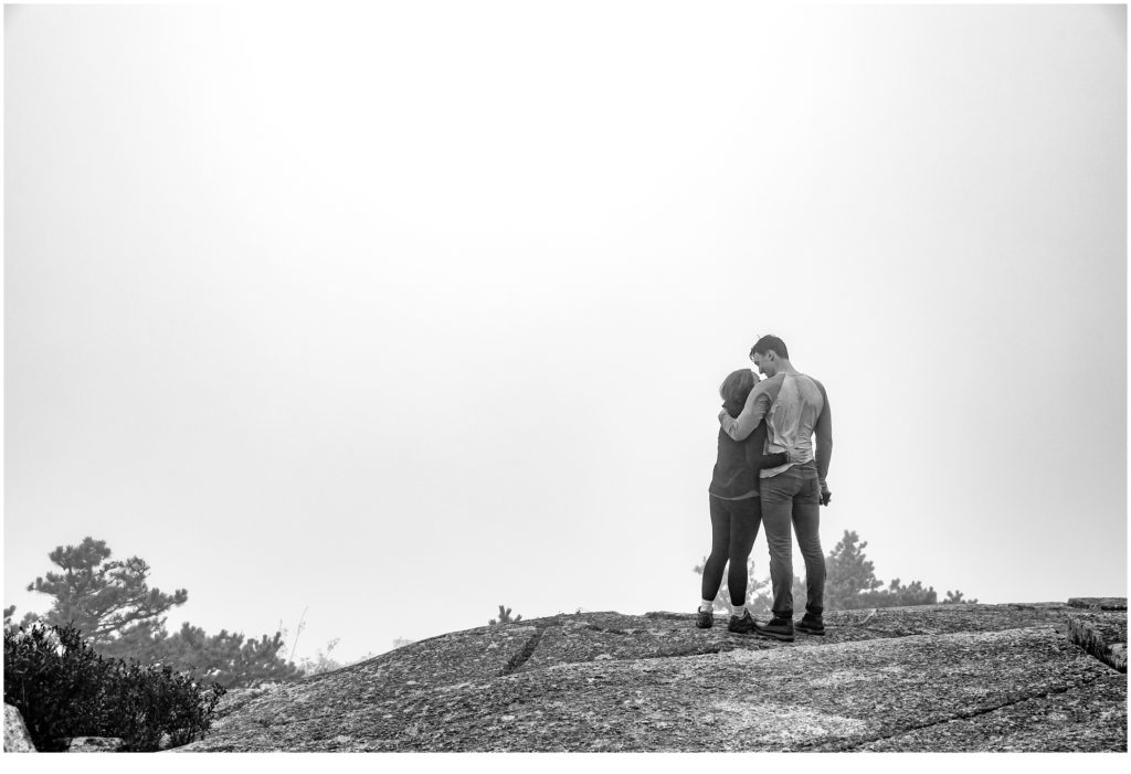 CHAMPLAIN MOUNTAIN SUNRISE PROPOSAL, ACADIA NATIONAL PARK